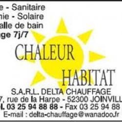 chauffagiste joinville 52300