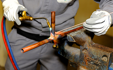 chauffagiste plombier