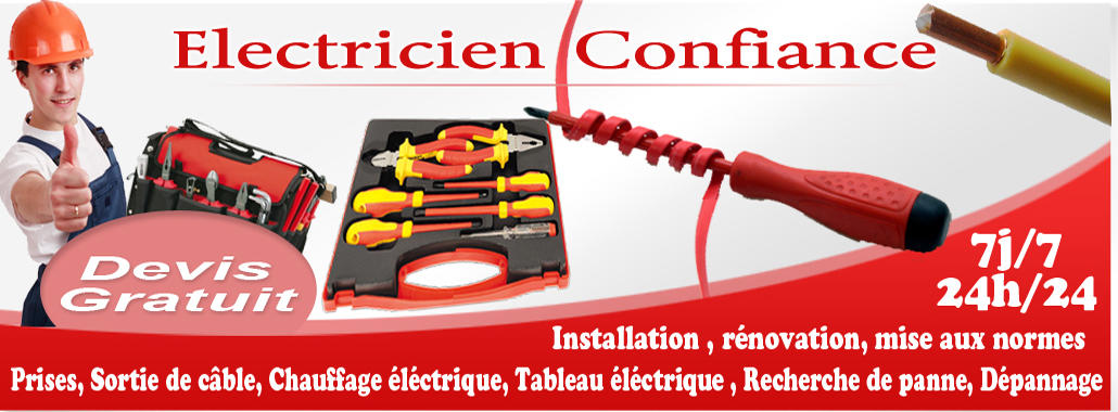 electricien 13