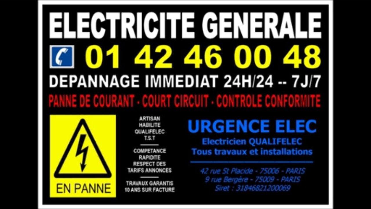 electricien 18eme