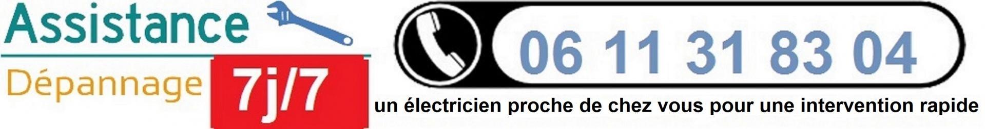 electricien 24h
