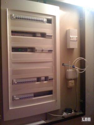 electricien 83440