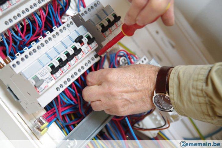 electricien a bruxelles