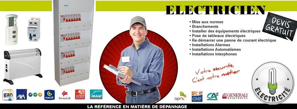 electricien batiment salaire