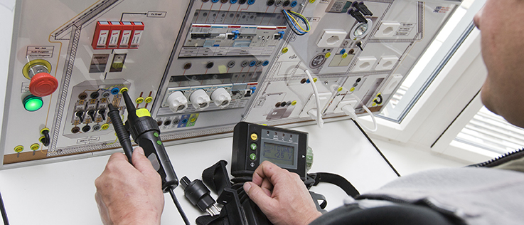 electricien d'exploitation