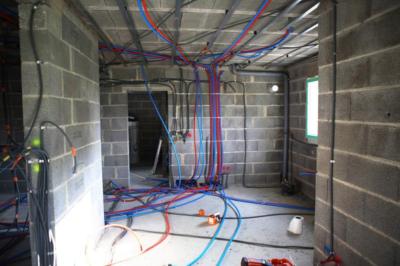 electricien d'installation