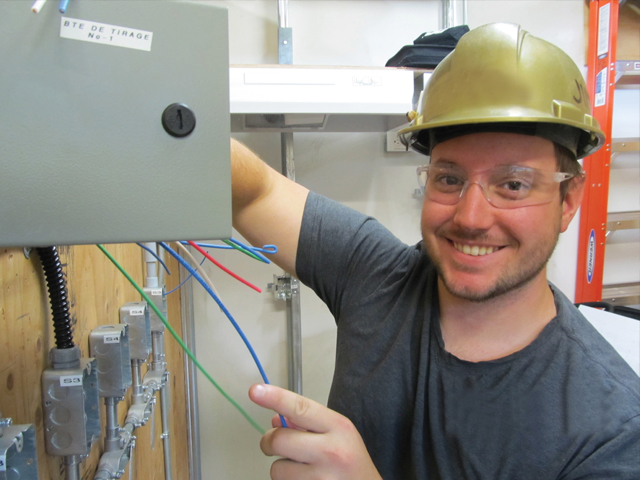 electricien de garde
