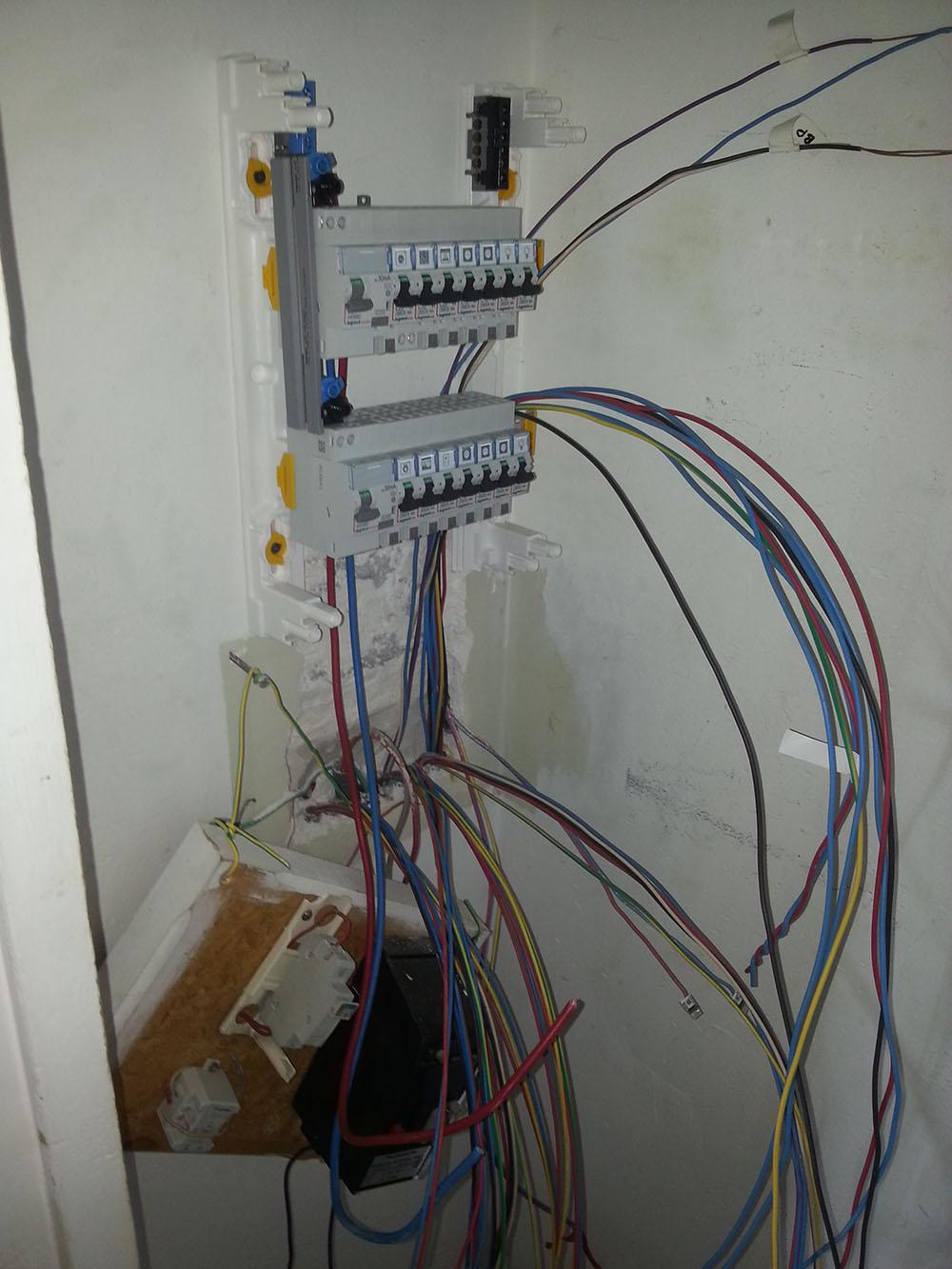 electricien juan les pins