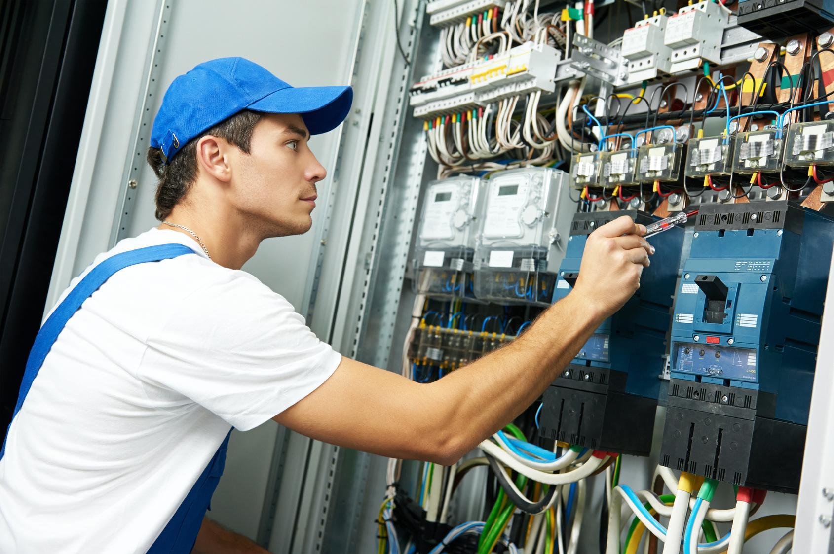 electricien mougins