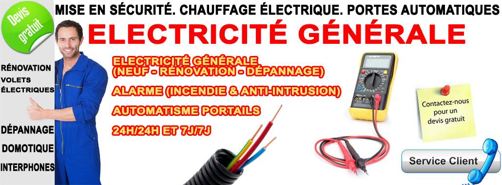 electricien paris