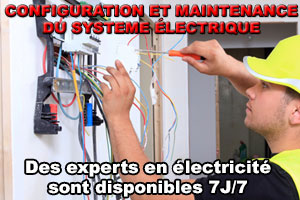 electricien qualifie