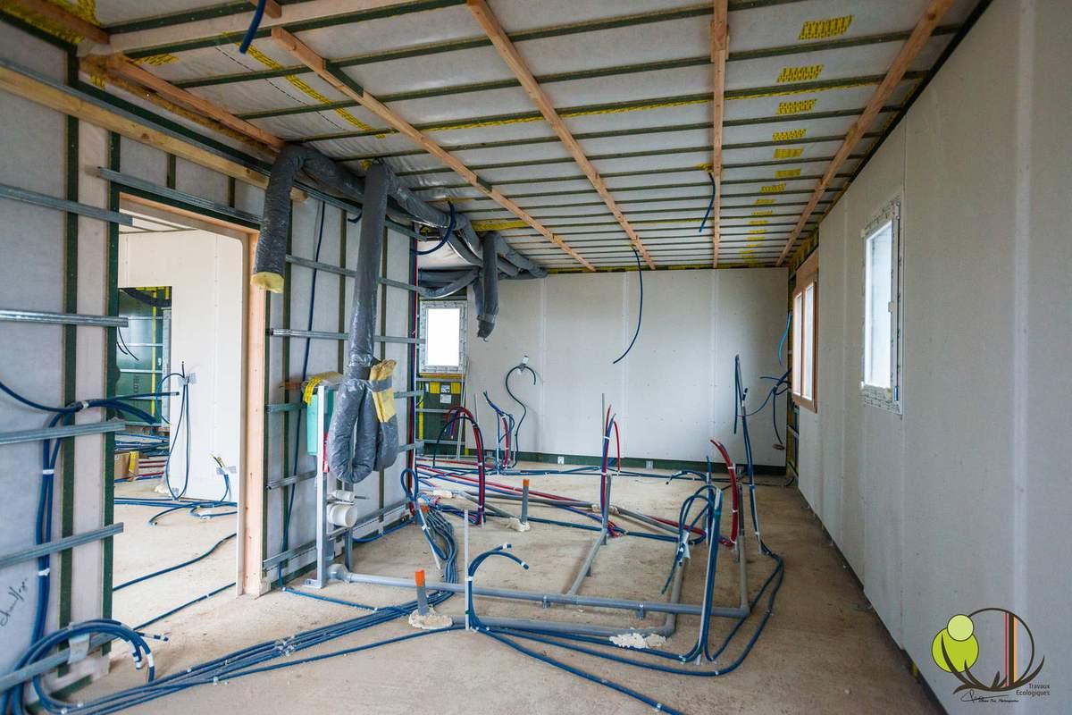 electricien renovation. Black Bedroom Furniture Sets. Home Design Ideas