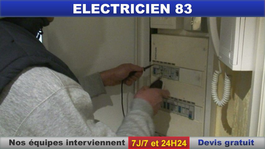 electricien sanary