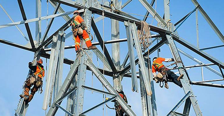 electricien travaux publics