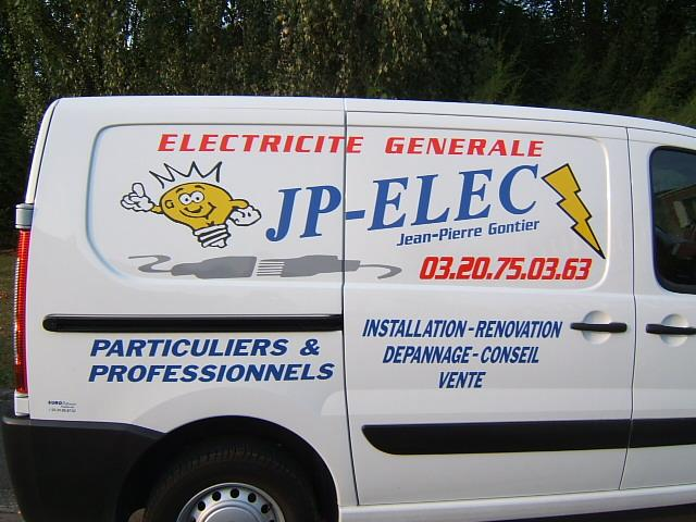 electricien wavrin