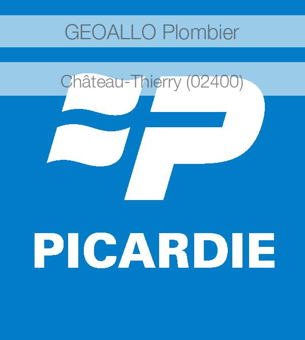 plombier 02400
