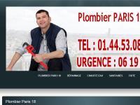 plombier 18eme