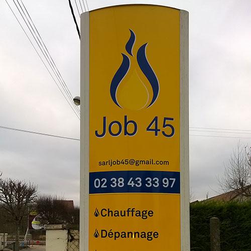 plombier 45