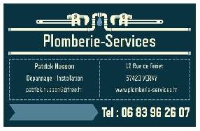 plombier 57420