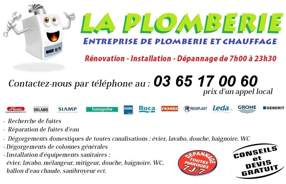 plombier 60 montataire
