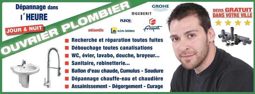 plombier 75010 paris