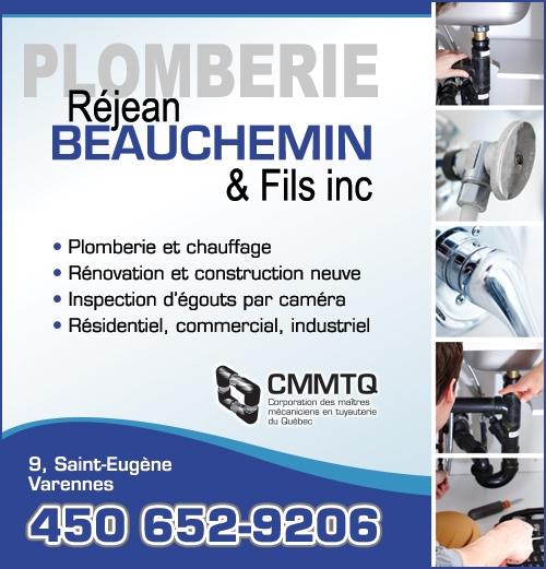 Entrepreneur plombier boucherville