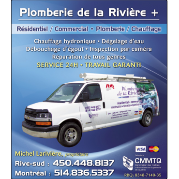 plombier a longueuil