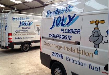 plombier joly
