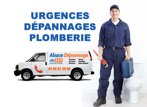 plombier urgence strasbourg