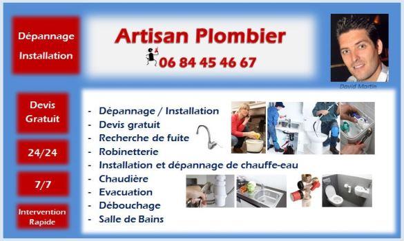 Plombier Urgence Villeurbanne