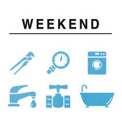 plombier week end