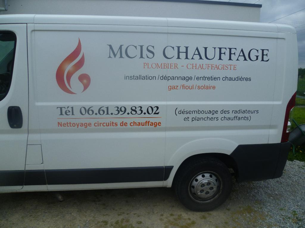chauffagiste 56650