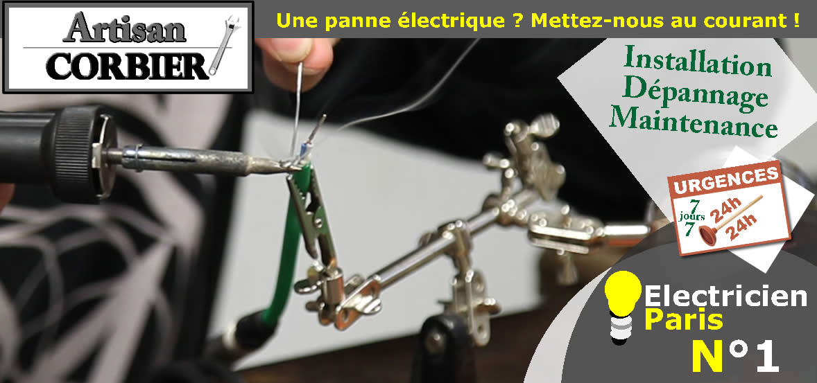 electricien 45