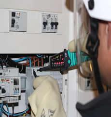 electricien 49