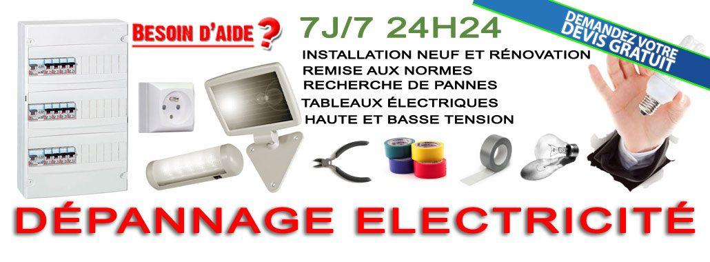 electricien 75
