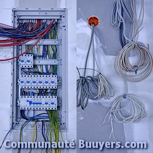 electricien 93300