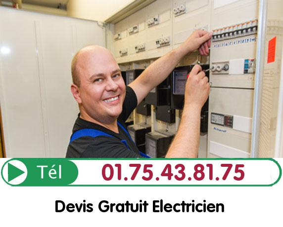 electricien 95270