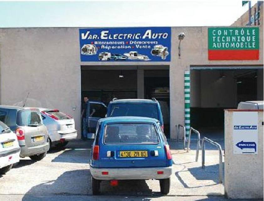 electricien auto toulon