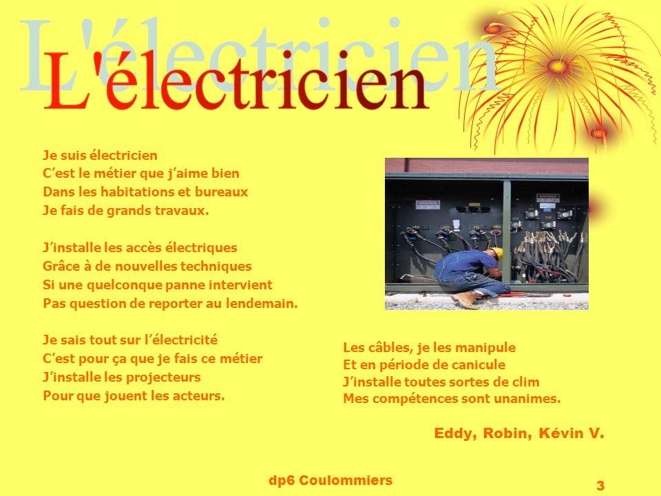 electricien c'est bien