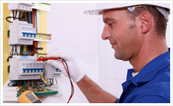 electricien definition