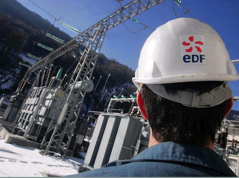 electricien edf