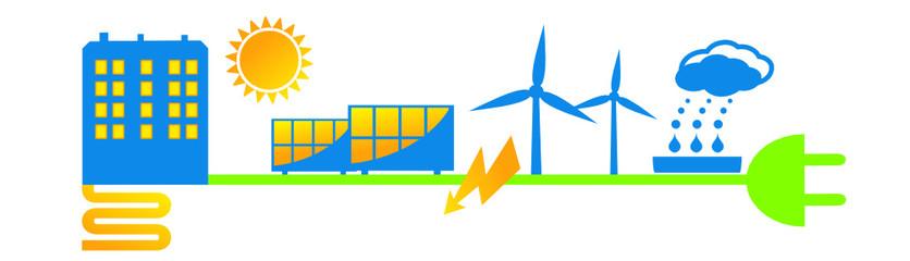 electricien energies renouvelables