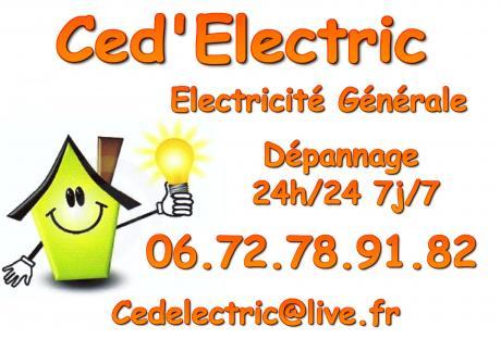 electricien fayence 83440