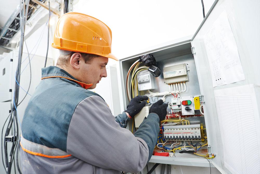 electricien job
