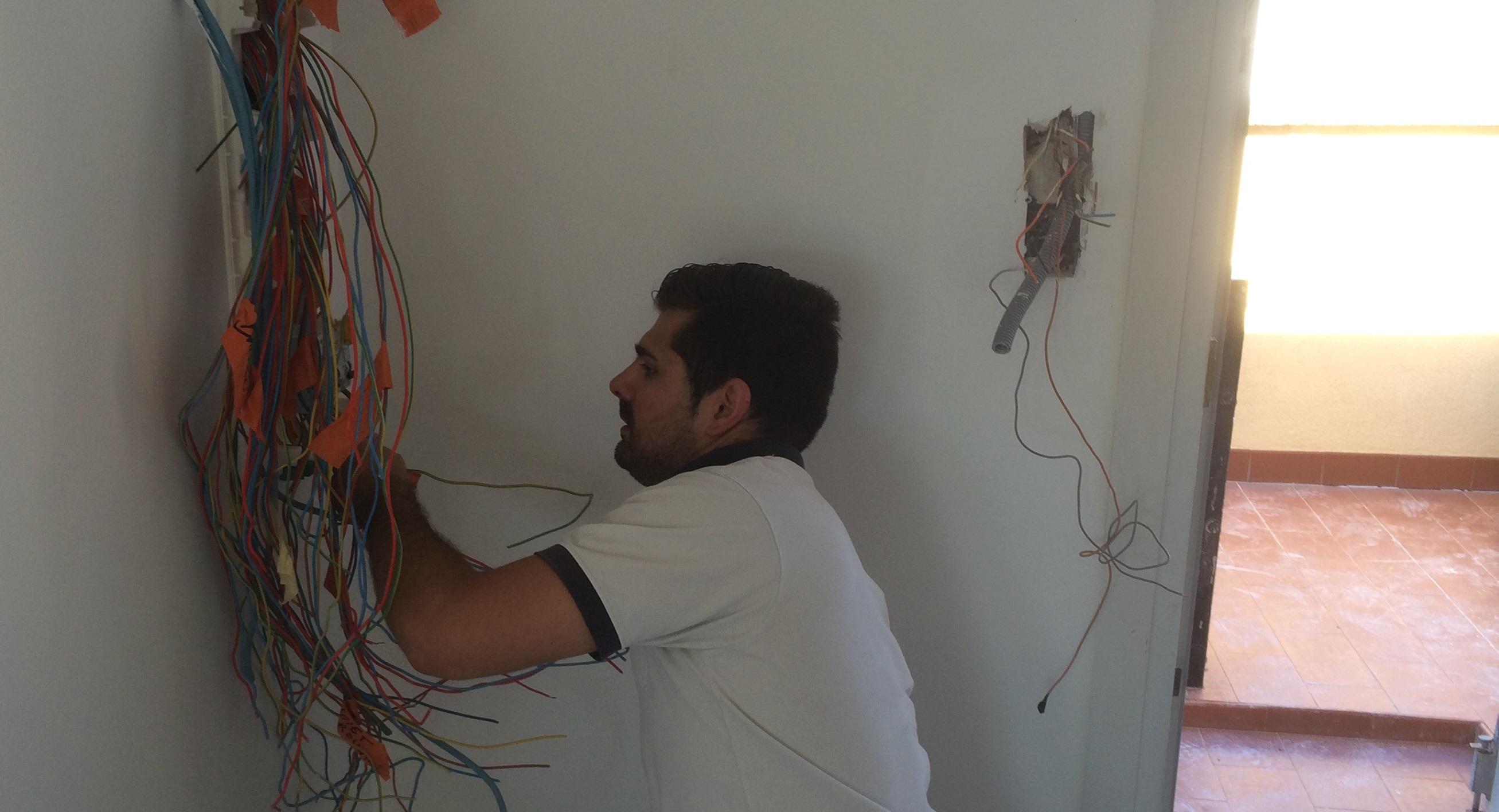 electricien marignane