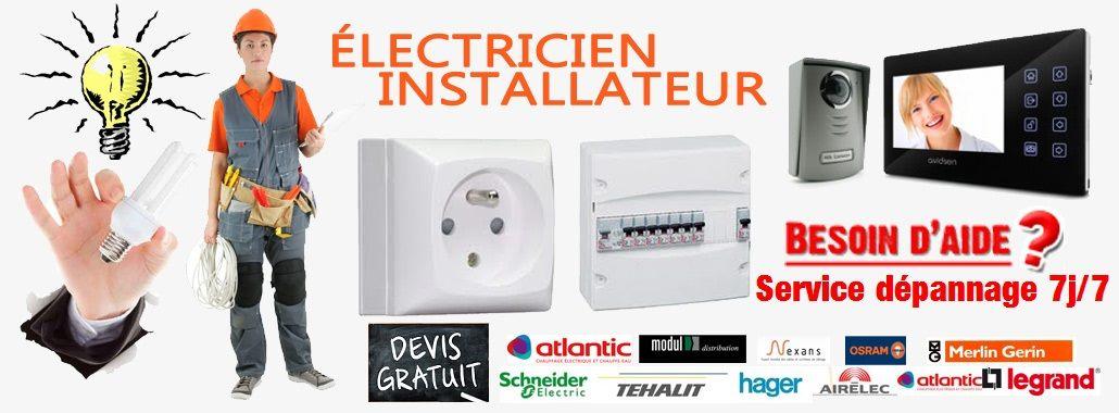 electricien offre