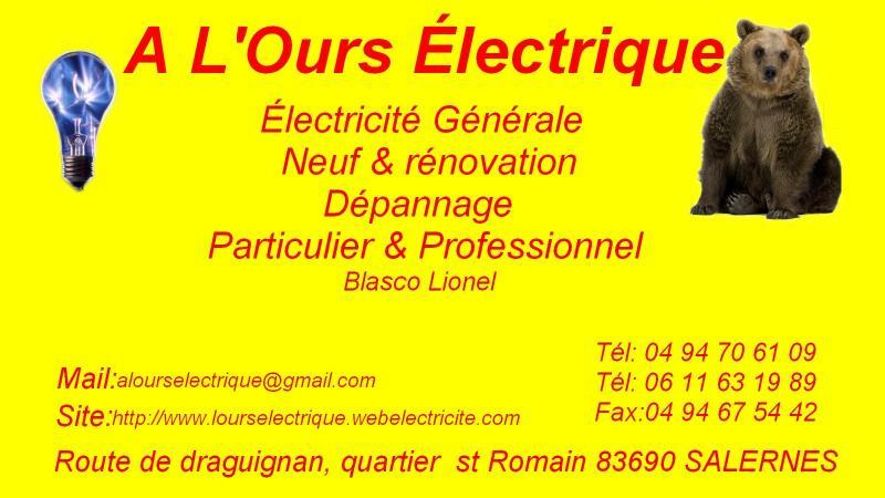 electricien salernes
