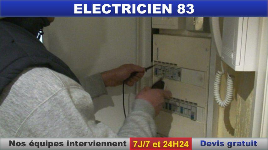 electricien trans en provence