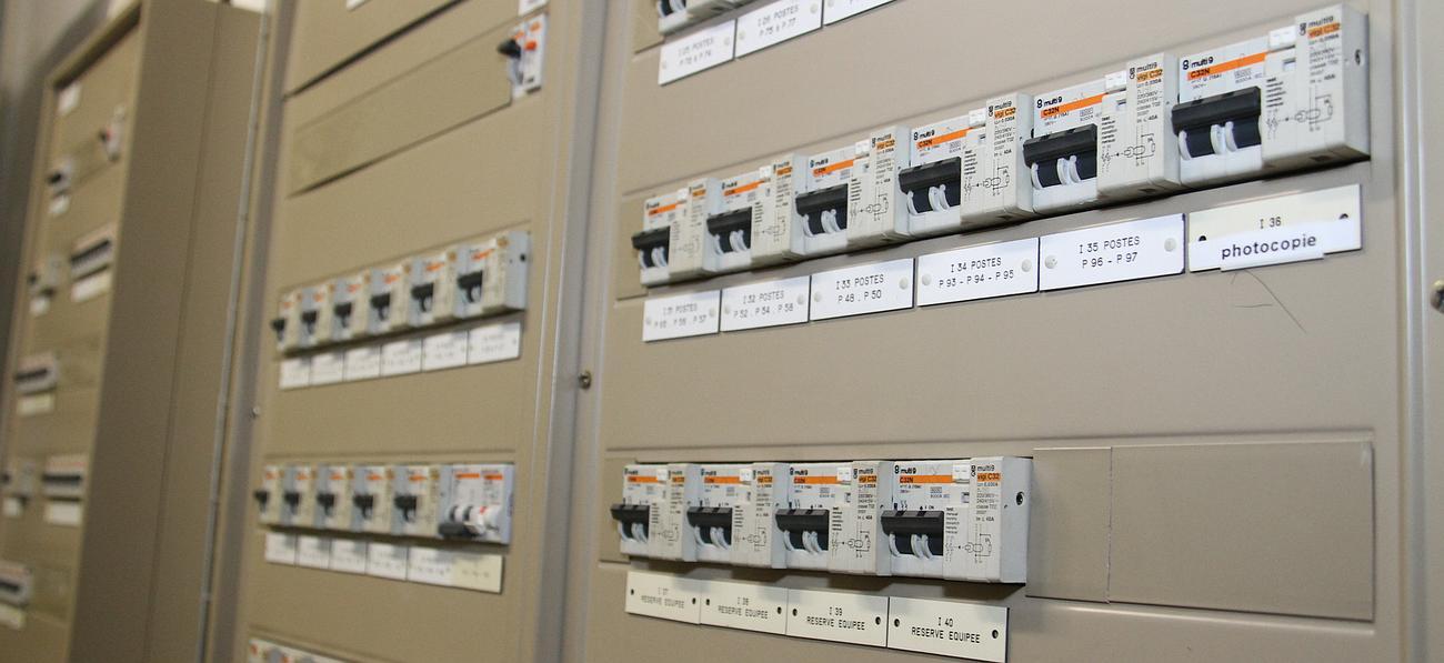 electricien valbonne