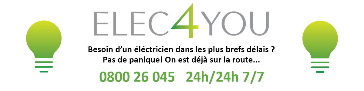 electricien week end